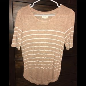 Madewell Scoop Neck Shirt
